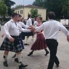 La musica nelle aie 2016 – Castel Raniero – Intervento di danze scozzesi