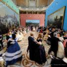 Giugno danzante 2018 partecipazione dei soci bolognesi