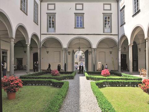 Real Collegio di Lucca - Gran Ballo di Natale