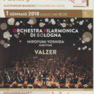 Teatro Manzoni – Concerto di Capodanno 2018